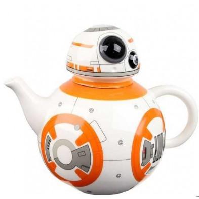 Tetera cerámica BB8 Star Wars