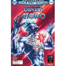 Comic Caida y auge del Capitan Átomo
