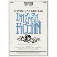 Historias cortas de intensa ficción 2 (Recopilatorio)