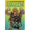Comic Tortugas Ninja Cazafantasmas