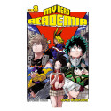 Comic My Hero Academia 08