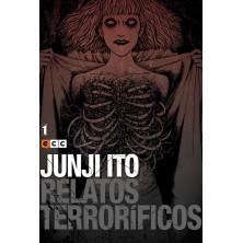Comic Relatos Terroríficos 1 Junji Ito