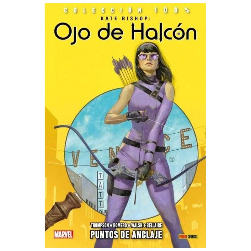 Comic Kate Bishop: Ojo de Halcón 01