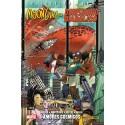 Comic Moon Girl y dinosaurio diabólico 02