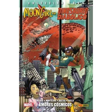 Cómic - Moon Girl y Dinosaurio Diabólico 02: Amores Cósmicos