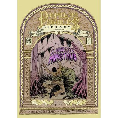 El amor está en el monstruo (Popular Stories Library Nº 4)