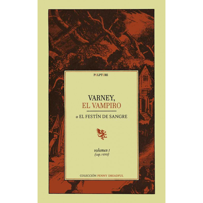 Varney, el Vampiro - Volumen 1