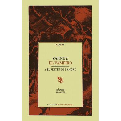 Varney, el Vampiro - Vol. 1