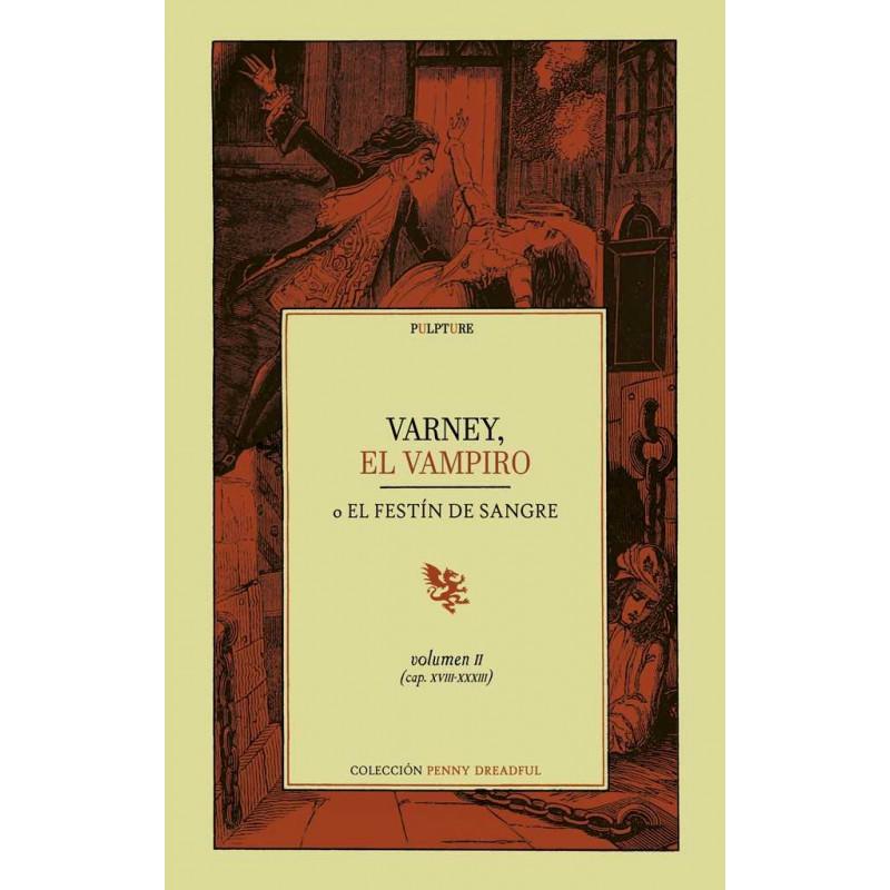 Varney, el Vampiro - Volumen 2