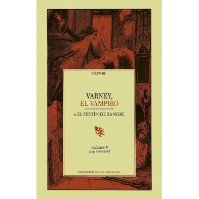 Varney, el Vampiro - Vol. 2
