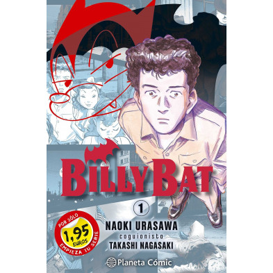 Comic Billy Bat 01