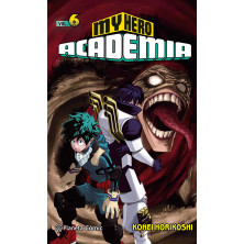 Comic My Hero Academia 06