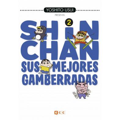Comic Shin Chan: Sus mejores gamberradas 02