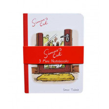 Mini-libretas Simon's cat