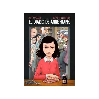Cómic - El diario de Anne Frank (novela gráfica)