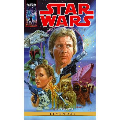 Comic Star Wars  clásicos marvel uk