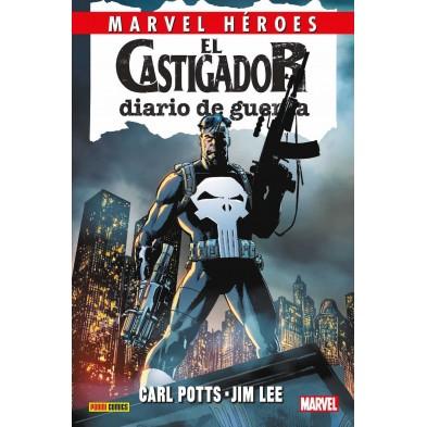 Cómic - El Castigador - Diario de Guerra