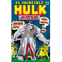 Comic El Increible Hulk: Hombre o monstruo