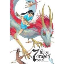 Comic Los 7 hijos del dragón