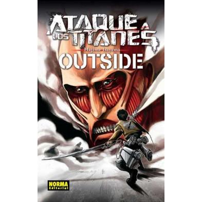 Ataque a los Titanes: Outside