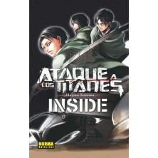 Ataque a los Titanes: Inside