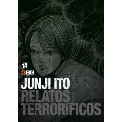 Cómic Relatos Terroríficos 14 Junji Ito
