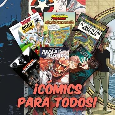 Comprar Cómics - Tienda Online Rara Avis